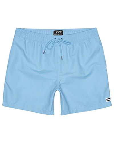 Billabong Herren All Day LB Shorts, Light Blue, M