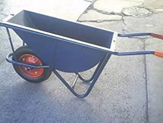 運搬用一輪車(カート車)・幅狭タイプ・深型ノーパンク仕様(猫ネコねこ車)