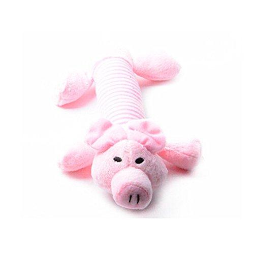 WINOMO Peluches Farce de Mâcher Grincer Cochon éléphant Canard Nouvelles Jouets pour Chien Chiot Animaux de Compagnie