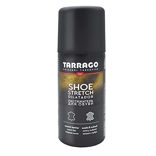 Tarrago | Shoe Stretch Spray 100 ml | Dilatador de Calzado para Cuero, Ante y Nubuck | Aumenta la Flexibilidad y Evita el Dolor al Caminar | Previene Dolores en las Fricciones | (Incoloro 00)