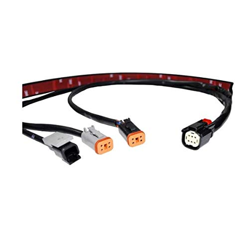 Bagger Brothers BB-HD-CVO14 Wiring Harness for Extended CVO fenders 14-19