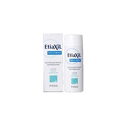 ETIAXIL - Déodorant Détranspirant Pieds Peaux sensibles - 100ml by Etiaxil