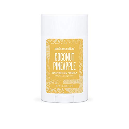 Schmidt's Déodorant d'Origine Naturelle Stick Ananas...