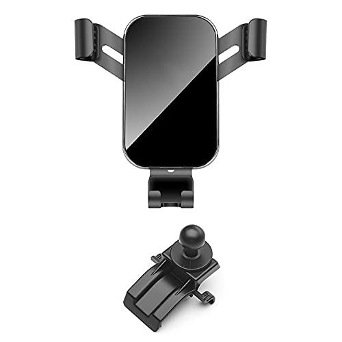 JOYSILIN Car Mobile Phone Holder Car Air Vent Outlet Bracket Snap-Type Navigation Stand for Cadillac XT5 XT6 2016 2017 2018 2019 2020 2021