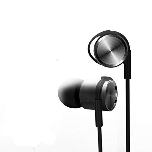PJIAL Circle ijzer in-ear hoofdtelefoon dynamische cirkel magische geluid subwoofer kabel controle met tarwe k lied muziek spel muziek outdoor live