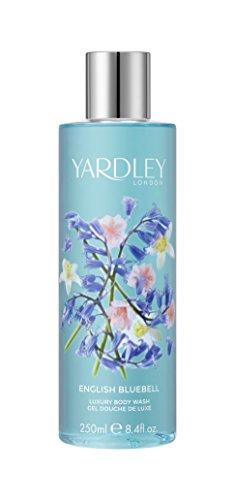 Yardley London English Bluebell Luxury Body Wash 250ml