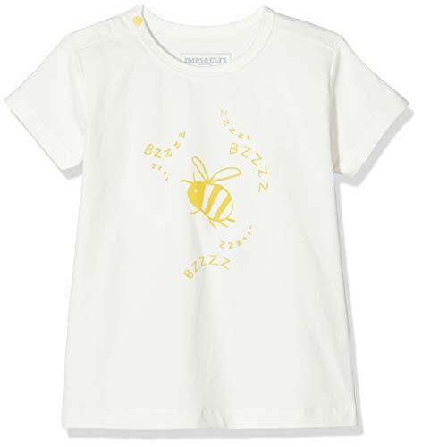 Imps & Elfs U Regular T-Shirt SS Hankey, Écru (Marshmallow P157), 52 (Taille Fabricant: 50) Mixte bébé