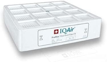 IQAir Genuine Original PreMax Pre-Filter [Medical-Grade Air] Allergies, Pets, Asthma, Odors, Smoke, Pollen, Dust; Swiss Made