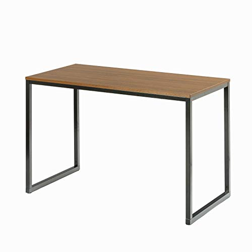 Zinus Jennifer Modern Studio Collection Soho/ Schreibtisch/ Tisch/ Computerschreibtisch/ Rechteckiger Esstisch/ Table-in-a-Box/ Natur Finish/ 119.4 x 60.1 cm