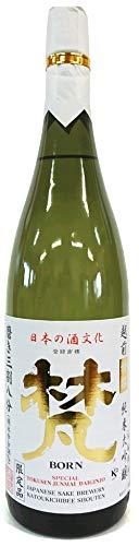 加藤吉平商店『梵 特撰純米大吟醸』