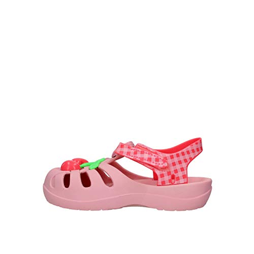Ipanema Summer VII Baby - Sandalias cerradas para niña Rosa Size: 28/29 EU