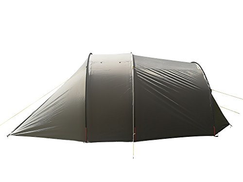 3 Season Waterproof Motorcycle Tent for Storage with Extra Sleeping Space for 2 Person - 4 Entrance and Large Garage...