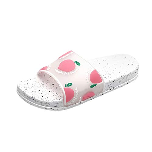 Outdoor Damen Open Toe rutschfeste Sandalen Roman Flats Slippers Casual Beach Schuhe