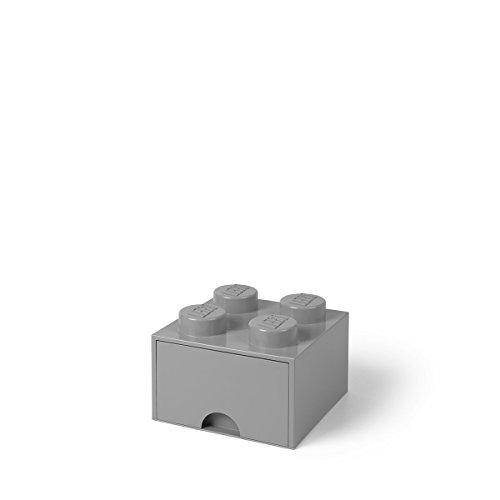 Room Copenhagen, LEGO Brick Drawer - Stackable Storage and D