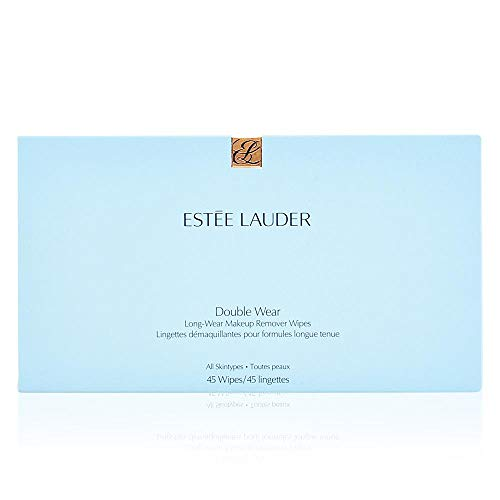 Double Wear Long Wear Make Up Remover Wipes