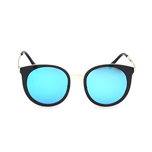 WOYBAOF Las gafas de sol polarizadas TR90 de Exquisite Cat Eyes Lady Protección UV para conducir Diseño de moda clásico de alta gama, Protección UV Estilo de calle Tirón para viajes Conducir al aire l