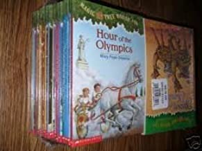 Magic Tree House Books #20, 21, 22 & 24(4-Book Set)
