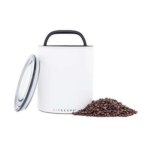 Airscape Kaffeedose (6,4 kg trockene Bohnen) - großer Behälter mit patentierter CO2-Freigabe, luftdichter Deckel, schiebt Luft heraus, um Lebensmittel Frische zu bewahren