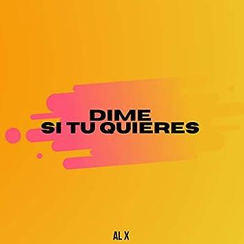 Dime Si Tu Quieres (feat. Diel)