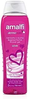 Amalfi Dermo Care Shower Gel, Love, 750 ml