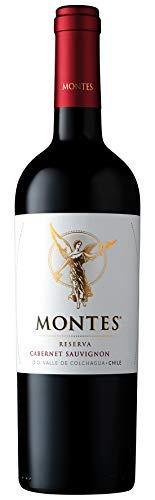 6x 0,75l - 2018er - Montes - Reserva - Cabernet Sauvignon - Valle de Colchagua - Chile - Rotwein trocken