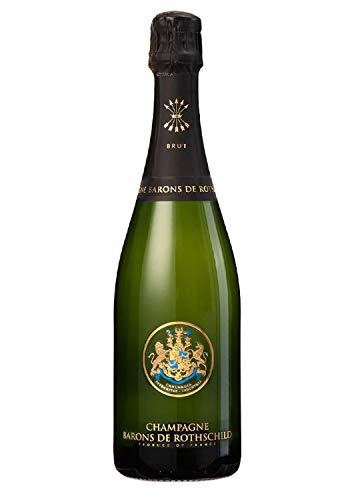 Champagne Barons de Rothschild Brut, 1er Pack (1 x 750 ml)