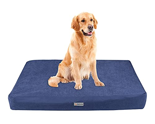 cama viscoelastica perro de la marca CHEERHUNTING