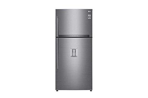 LG GTF925PZPZD nevera y congelador Independiente Acero inoxidable 565