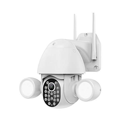 N  A 3MP-Überwachungskamera, drahtloses WLAN im Freien, Überwachungskameras für das Haussicherungssystem, IP65 wasserdicht, Bewegungserkennung, 2-Wege-Audiofunktionen