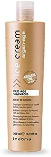 Inebrya Ice Cream Argan Age Pro-Age Shampoo - 300 ML