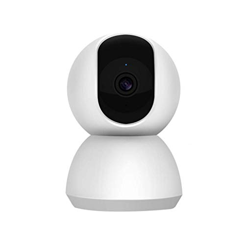 Yuany Camera, Smart camera 1080P360 graden surveillance camera nachtzicht draadloos thuis wifi panoramische HD home telefoon remote video recorder huisdier netwerk om winkel schat te zien -32G