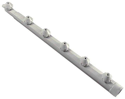 WINTERHALTER Brazo de lavado para lavavajillas, soporte de invierno GS72 EP, longitud superior, 540 mm, 6 boquillas
