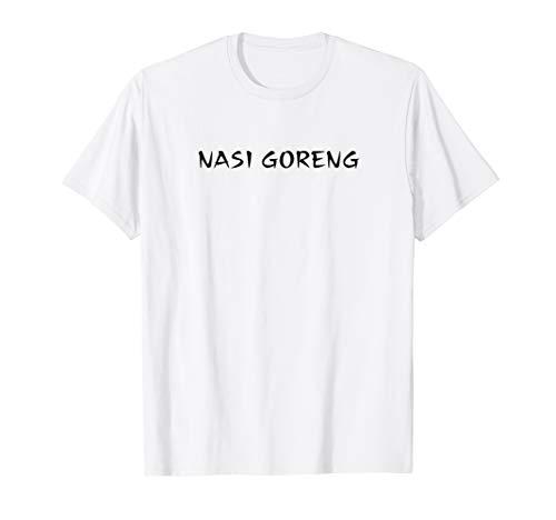 nasi goreng bami nudeln hype bestseller t-shirt T-Shirt