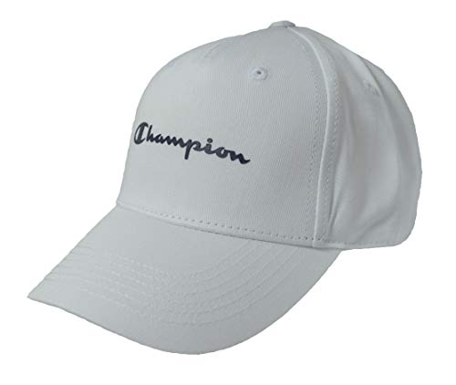Champion Cap 804470 S19 WW001 WHT Weiss, Size:ONE Size