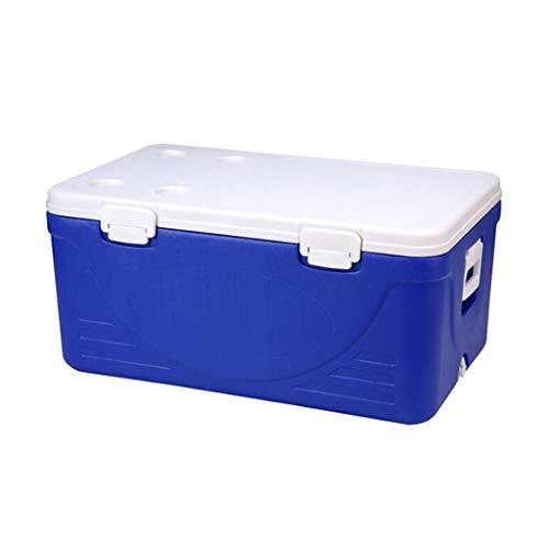LIYANLCX 110L Tragbarer Kühlschrank/Gefrierschrank Kompaktfahrzeug Auto Mini Kühlschrank Kühler für LKW Home Office Travel Camping