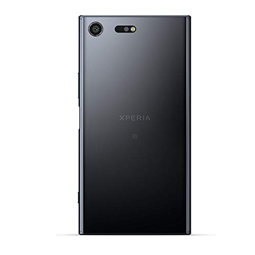 Sony Xperia XZ Premium G8142 64GB Deepsea Black, Dual Sim, 5.5', GSM Unlocked International Model, No Warranty