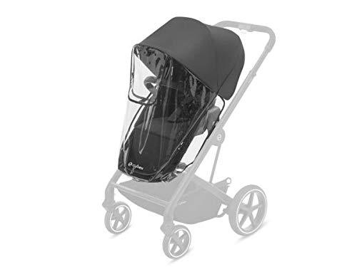 CYBEX Gold Regenverdeck für Balios S 2-in-1 Kinderwagen, Transparent