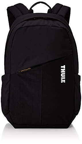 Thule Sac à Dos Campus Notus Backpack TCAM-6115 Black Mixte Adulte, FR : S (Taille Fabricant : S)