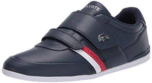 Lacoste Misano - Zapatillas deportivas para hombre, negro, 8