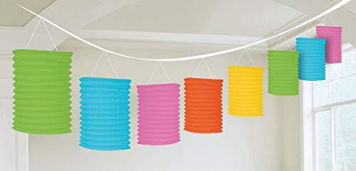 amscan 22055-90 Lanterne décorative