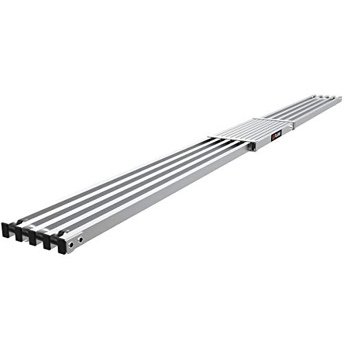 Little Giant Ladders, 9-13 ft. Telescoping Plank, Ladder Accessory, Aluminum, (10813)