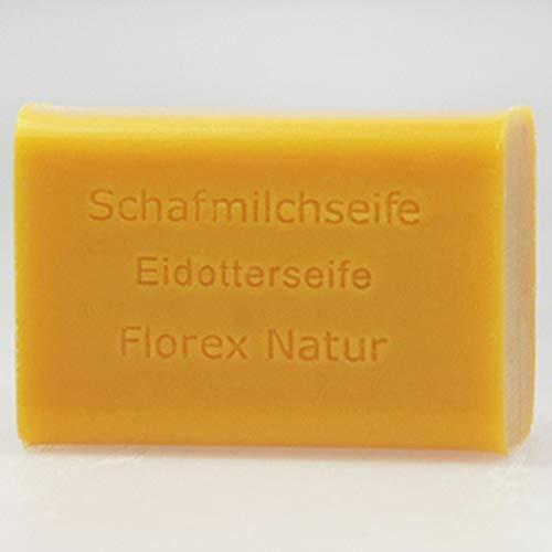 florex original Mouton eidotter Savon 100 g de lait rectangulaire