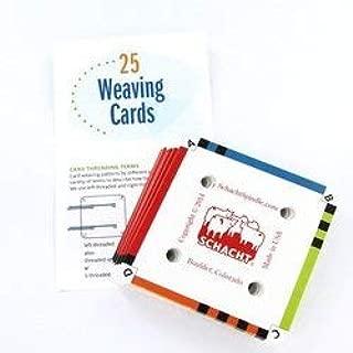 Schacht Weaving Cards (SL2550)