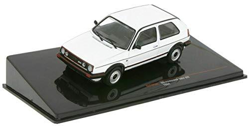 Ixo VW Golf 2 GTI 1989 weiß Modellauto 1:43 Models