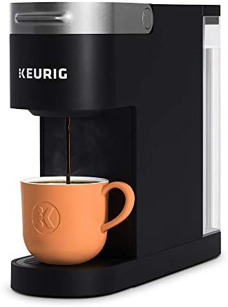 Keurig K Slim Coffee Maker Single Serve K Cup Pod Coffee Brewer 8 to 12oz Brew Sizes Black product image