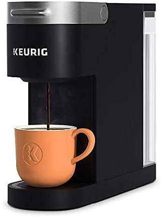 Keurig - Cafetera delgada K15 para Cápsulas K-Cup de una sola taza