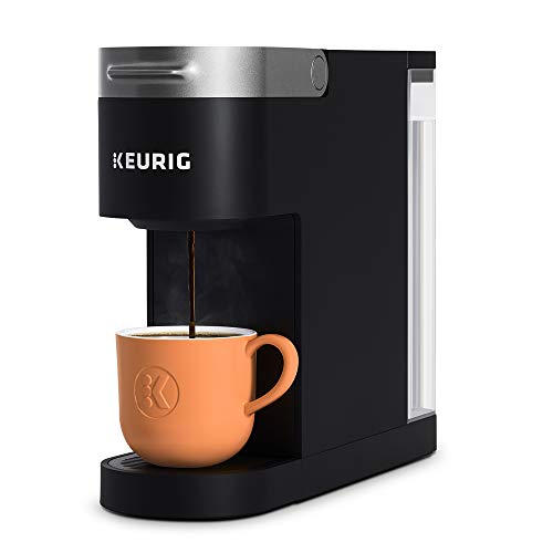 Keurig K-Slim Coffee Maker, Single Serve K-Cup Pod Coffee Brewer, 8 to 12oz. Brew Sizes, Black