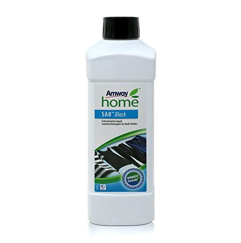 Amway Home Sa8 Lessive Liquide Concentrée pour Textiles Noirs et Foncés Black