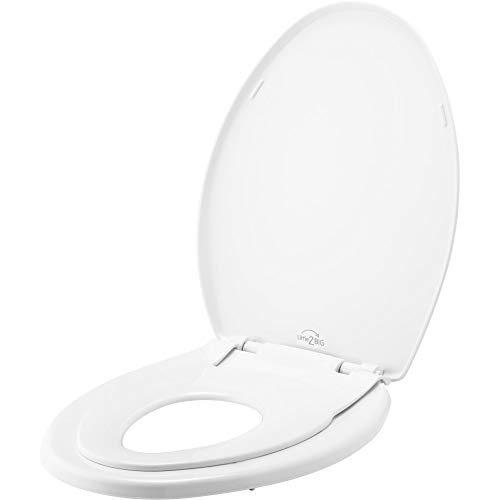 Little2Big 181SLOW 000 Toilet Seat with Built-In...