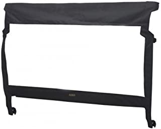 Classic Accessories QuadGear UTV Rear Window For Yamaha Rhino, Black